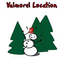 Valmorel Location